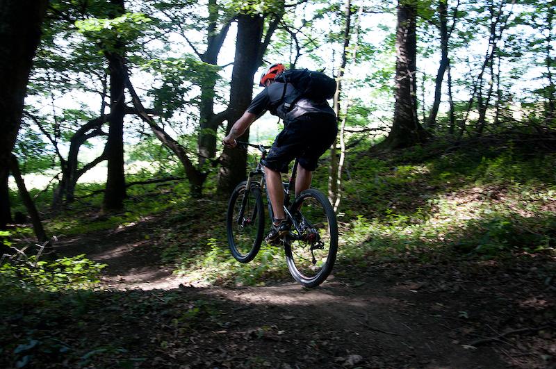 Trail Bukový