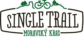 Singletrail Moravský kras